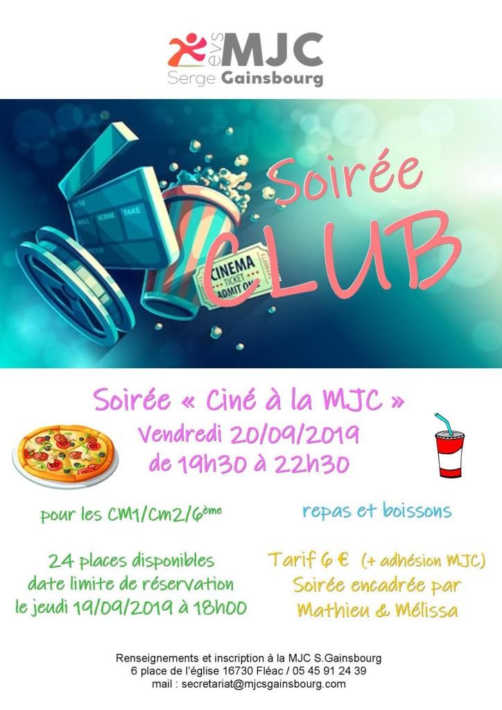 soirée club 1